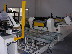 7 per cycle, from coil hairpin bender with offload conveyor